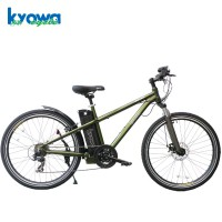 Kyowa Cycle MB26A【26インチ6段変速電動アシストマウンテンバイク】