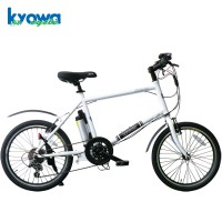 Kyowa Cycle YB20A【20インチ6段変速ミニベロ型電動アシスト自転車】