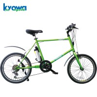 Kyowa Cycle YB20S【20インチ6段変速ミニベロ型電動アシスト自転車】
