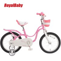 ROYAL BABY RB-WE LITTLE SWAN 16【16インチ子供自転車】