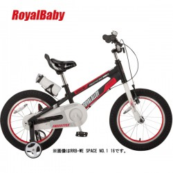 ROYAL BABY RB-WE SPACE NO.1 18【18インチ子供自転車】