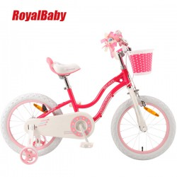 ROYAL BABY RB-WE STAR GIRL 16【16インチ子供自転車】