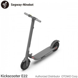 Segway-Ninebot Kickscooter E22【電動スクーター】
